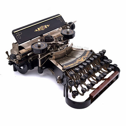 Commercial Visible No.6 Typewriter
