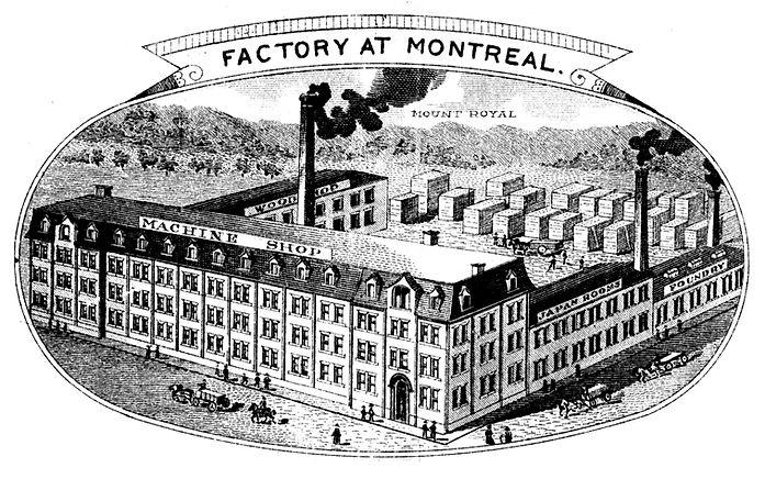 Williams Manufacturing Comapny (Canada)