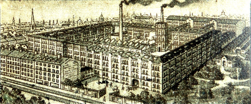 Senta Typewriter Factory