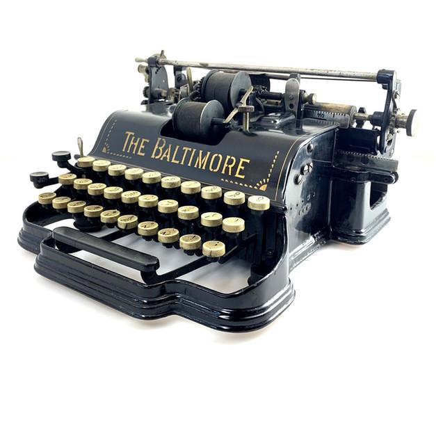 The Baltimore Typewriter