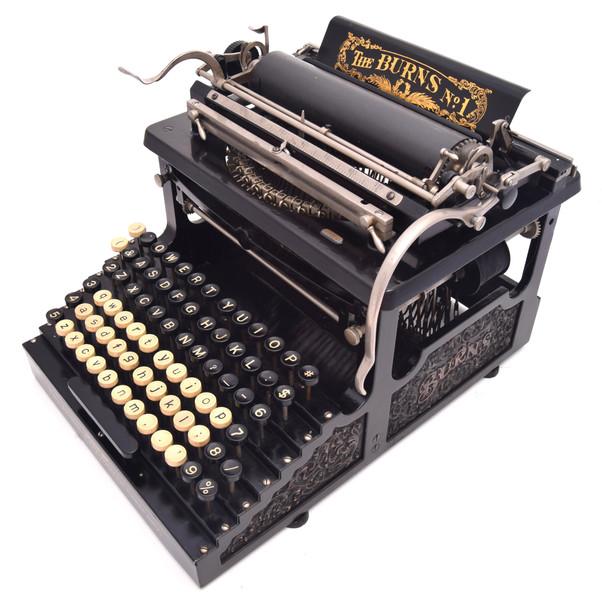 Burns Typewriter