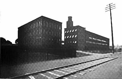 Yost Writing Machine Company Factory