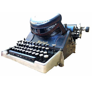 Salter Visible Typewriter
