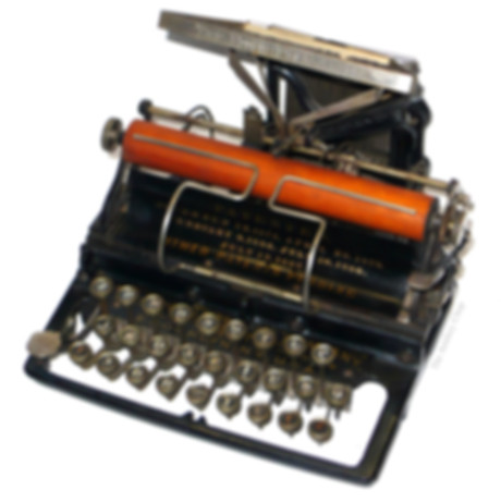 The Fitch Typewriter