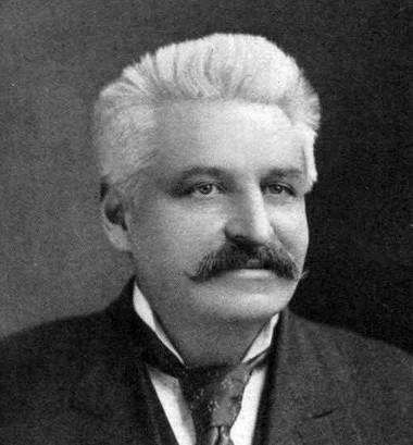 Reverend Thomas Oliver