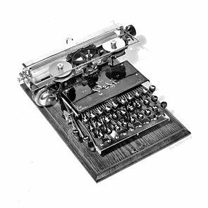 The Defi Typewriter