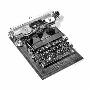 The Defi Typewriter