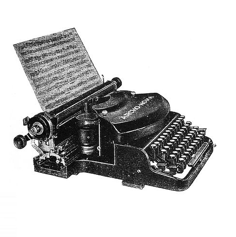 Archo Noma Music Typewriter