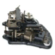 Crandall No.4 Typewriter