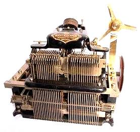 Blickensderfer No.5 Teletyper