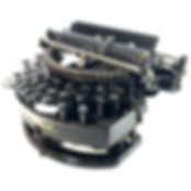 National No.1 Typewriter
