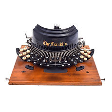 The Franklin Typewriter Type II