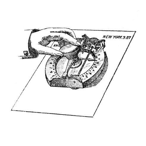 Shavers Pocket Typewriter