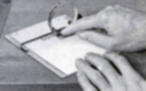 Moore Typewriter