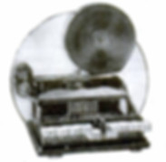 Muller Stenograph for the Blind