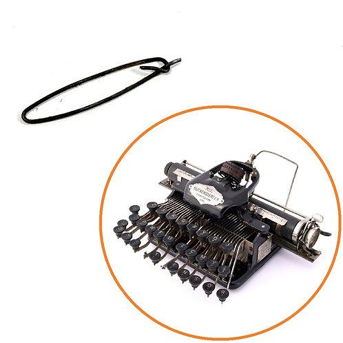Blickensderfer Typewriter Typewheel Spring Clip Fastener Part