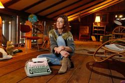 Swiss Writer Milena Moser
