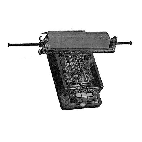 Herran Typewriter