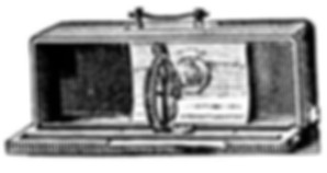 Herrington Typewriter Illustration