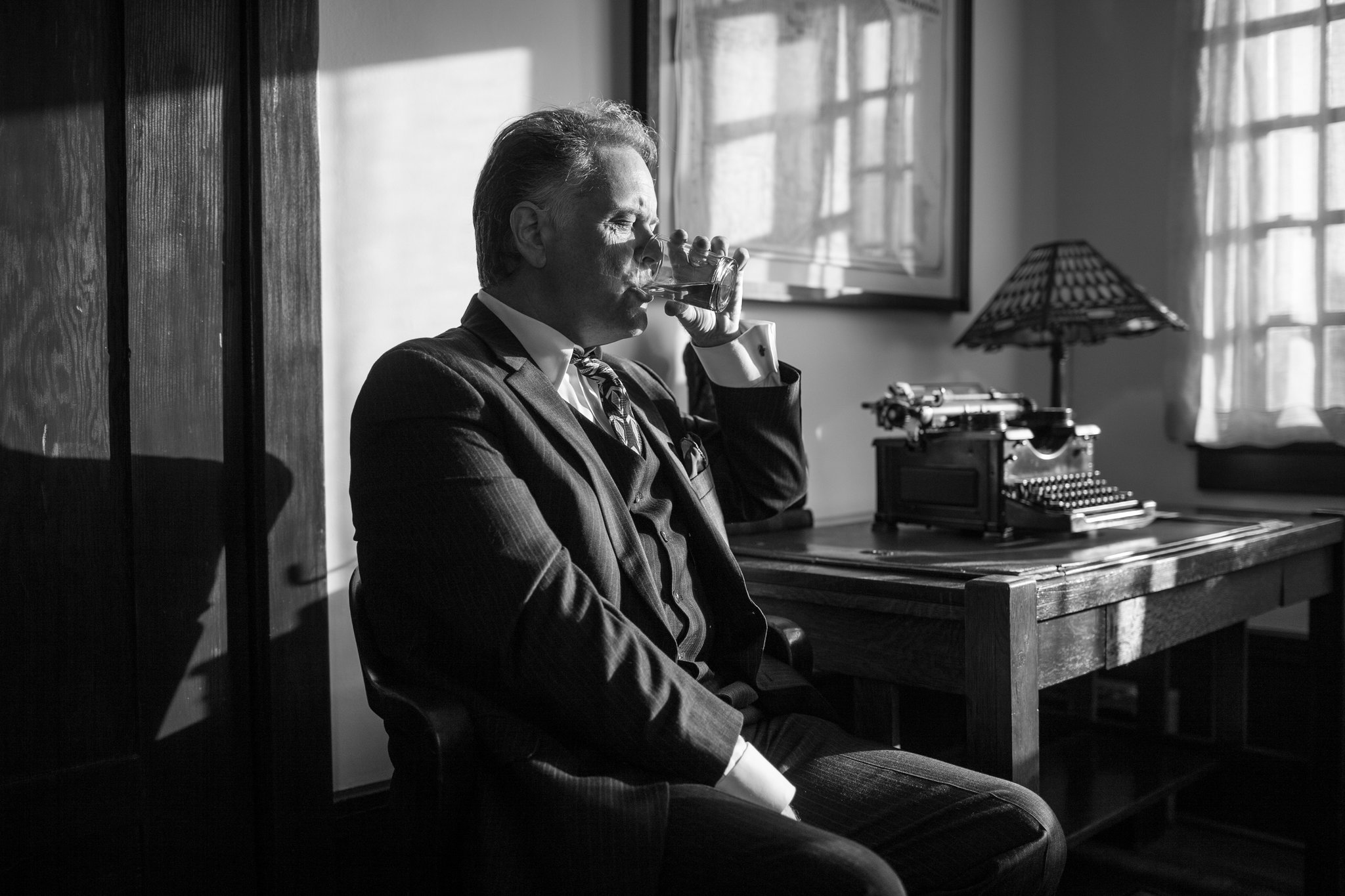 Noir Writer Eddie Muller