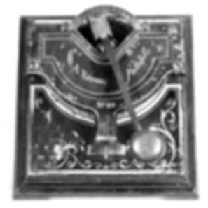 O.A. Ericsson Check Protector