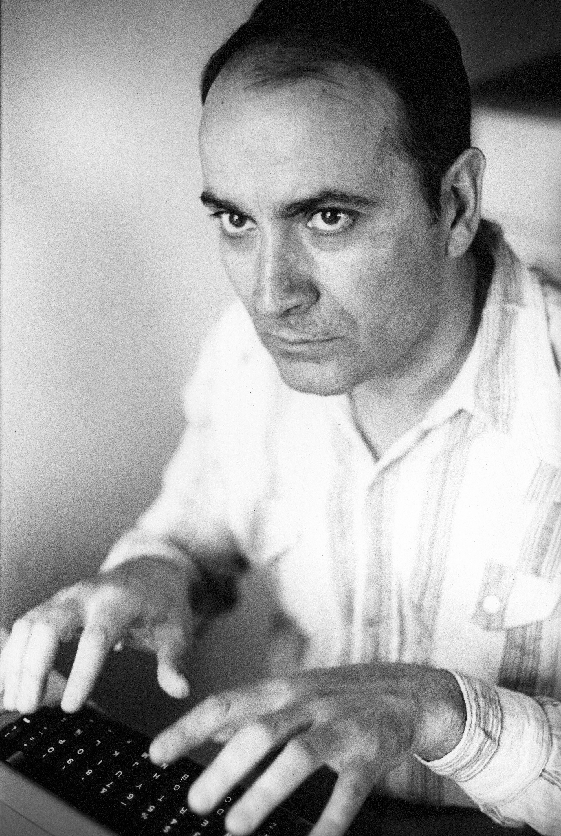 Author Manuel Puig