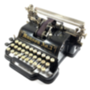 Munson No.3 Typewriter