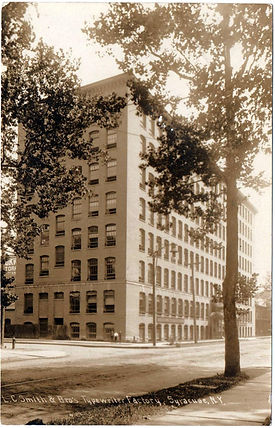 L.C. Smith & Bros Typewriter Company Factory