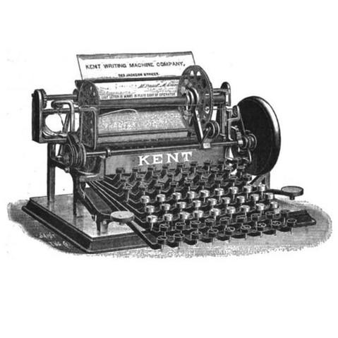Kent Typewriter