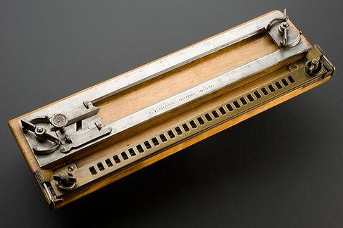 Carlsson Braille Writing Machine
