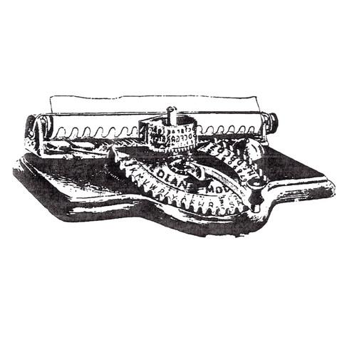 Edland Typewriter