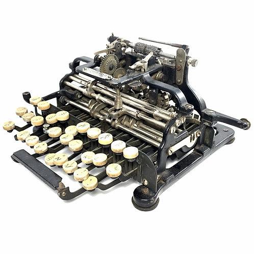 Munson Typewriter (Incomplete Parts Machine)
