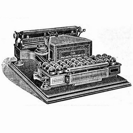 The Pneumatic Typewriter