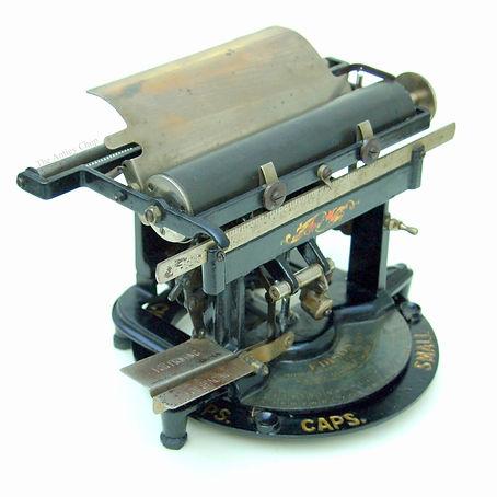 Edison Mimeograph Typewriter