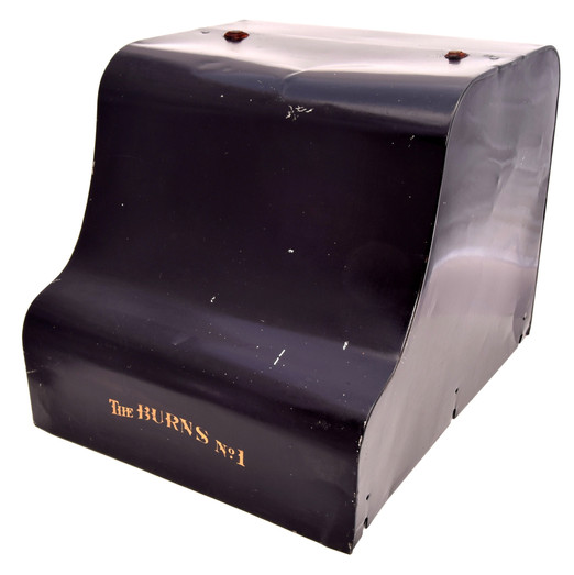 Burns Typewriter Case