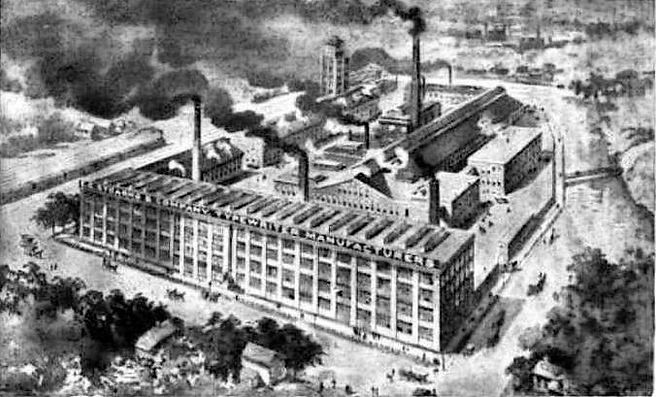 Stearns Typewriter Factory