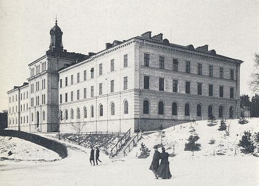 Manillaskolan ca.1900