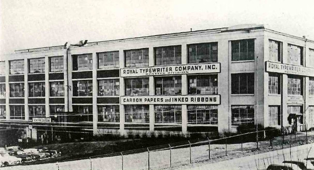 Roytype Typewriter Ribbon Factory