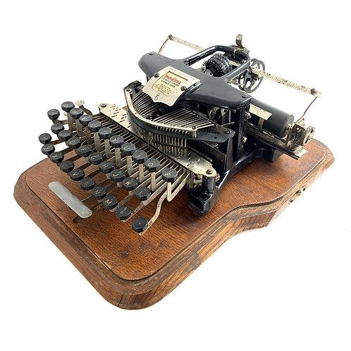 Antique Postal No.5 Typewriter ca.1905