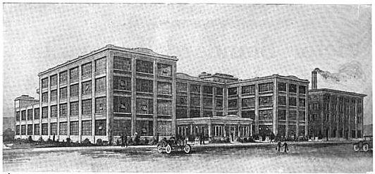 Corona Typewriter Company Factory