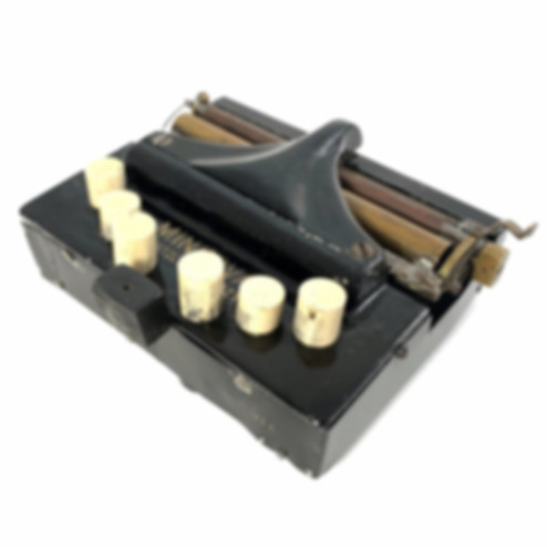 Minerva Braille Typewriter