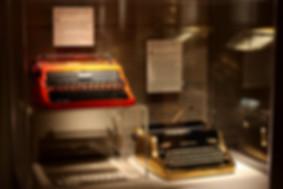 NBMAA Typewriter Exhibit 2014