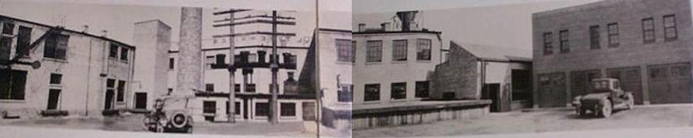Garbell Typewriter Factory on Ellen St.