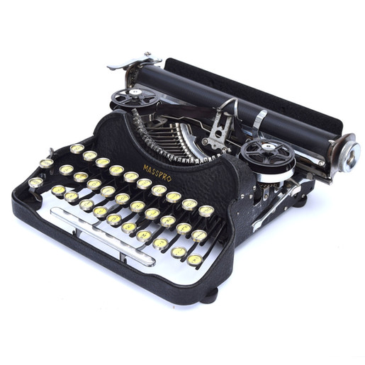 Masspro Typewriter