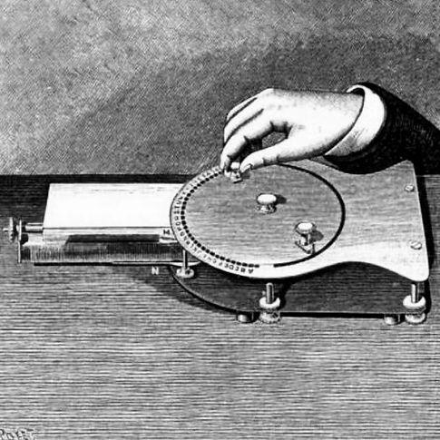 Velograph Typewriter