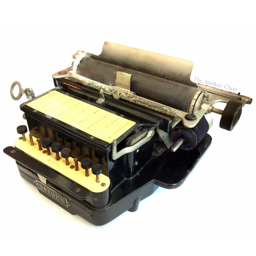 Saturn Typewriter