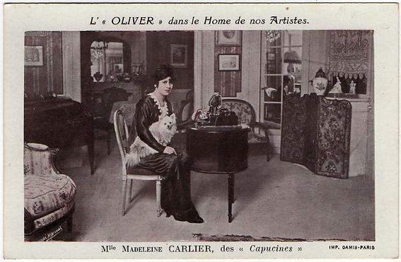 Oliver no.6 Typewriter