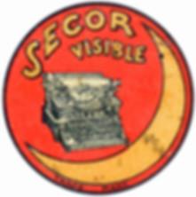Secor Typewriter Logo