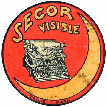 Secor Typewriter Logo