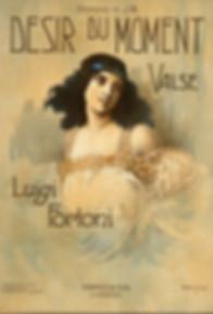 Luigi Fortoni Composition